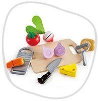 Legekøkken & legemad