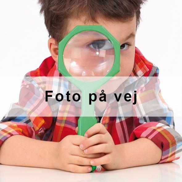 Bolden aktivitetshæfte - Prik til Prik med bogstaverne A-Å.