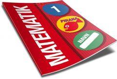 Pirana -  Matematikbog 1. klasse 19-9788702106541