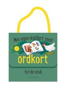 Gyldendal - Min egen kuffert med ordkort 19-9788702209129