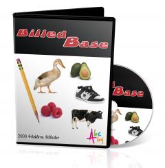 ABC Leg - Billedbase med farvefotos 99-31