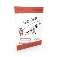 De 120 ord - Opgavehæfte 101-03