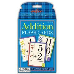Eeboo - Flash Cards, Addition - Plus 10-EFLADD2