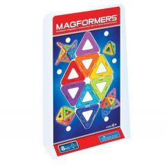 Magformers 8 stk - Trekanter 3000