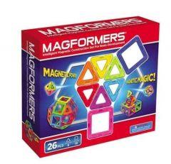 Magformers 26 stk - Tre- & firkanter 3002