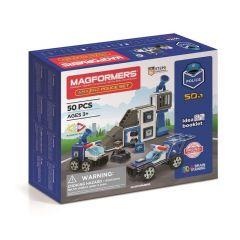 Magformers - Politi sæt 3070