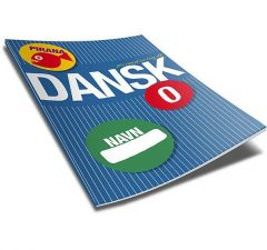 Pirana -  Dansk hæfte 0. klasse 19-9788702128604