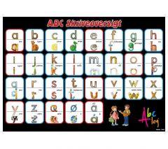 ABC Leg - ABC Skriveoversigt 99-1002