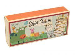 Barbo Toys - Snør Tabellen 6354