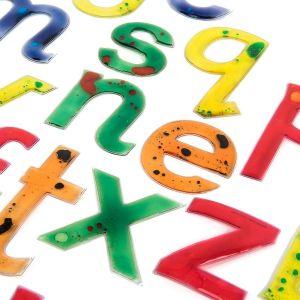 Klem mig Alfabet (små bogstaver) 6-LSQUIL