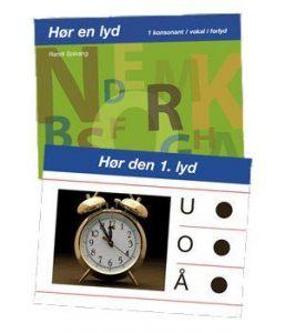 SP Forlag - Hot dot - Hør den 1. lyd 2-210100