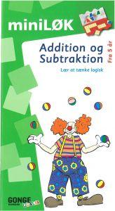 Mini løk: addition og subtraktion 15-214014