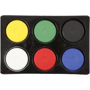 Farvelade i primærfarver 27-34576