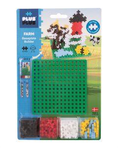 Plus-Plus - Byggeplade, 2 stk 2-3839