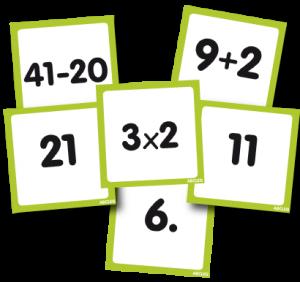 Tryllekort - Lær matematik incl. trylletårn 99-3923
