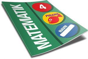 Pirana -  Matematikbog 4. klasse 19-9788702106435