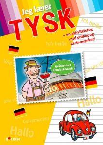 Bolden aktivitetshæfte - Jeg lærer tysk 4-9788771065053