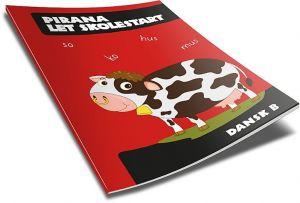 Pirana -  Dansk hæfte - Let skolestart B 4319