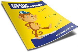 Pirana -  Matematik hæfte - Let skolestart B 19-9788702152845