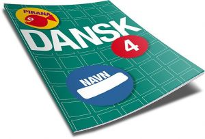 Pirana Dansk hæfte 4. klasse 19-9788702156157