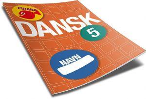 Pirana -  Dansk hæfte 5. klasse 19-9788702168624