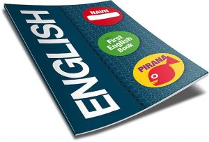 Pirana -  Engelsk hæfte 19-9788702153842