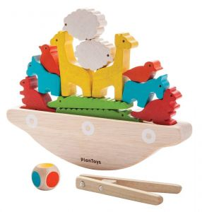 PlanToys - Balancebåd 15-5136