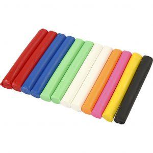 Soft Clay Modellervoks, ass. farver 27-786950