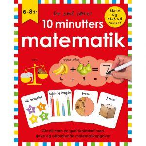 de små lærer, skriv og visk ud - 10 minutters matematik 509587