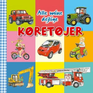 Bolden - Alle mine dejlige køretøjer 4-9788771063134