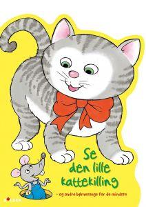 Bolden - Se den lille kattekilling og andre børnesange 4-9788771069198