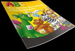 ABC Leg - ABC Min første skrivebog med bogstaver 99-705