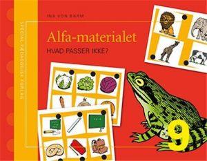 SP Forlag - Alfa-materialet 9, Hvad passer ikke 2-210012