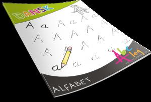 ABC Leg - Alfabet skrivebog 99-4325