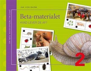 SP Forlag - Beta-materialet 2 - Hvad lever de af 2-210017