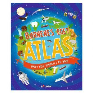 Bolden - Børnenes eget atlas 4-9788771069952