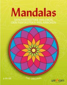 Mandalas malebog - Den fantastiske fra 6 år 34-03