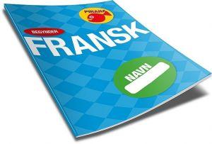 Pirana -  Begynderfransk A 19-9788702168471