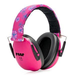 Reer - Høreværn pink RE53094