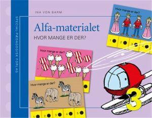 SP Forlag - Alfa-materialet 3, Hvor mange er der 2-210006