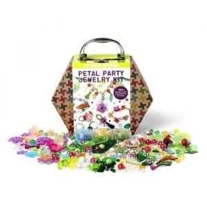 Krea-kuffert - Blomster & Smykker, 850 dele 921-152