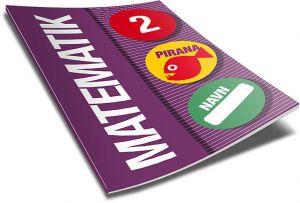 Pirana -  Matematikbog 2. klasse 19-9788702106633