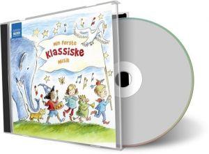 Min første klassiske musik CD 44-8578232