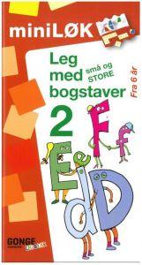 Mini løk: leg med bogstaver 2 15-216111