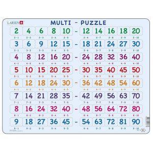 Larsen Puslespil - Matematik Gange 37-AR17