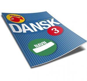 Pirana -  Dansk hæfte 3. klasse 19-9788702143256