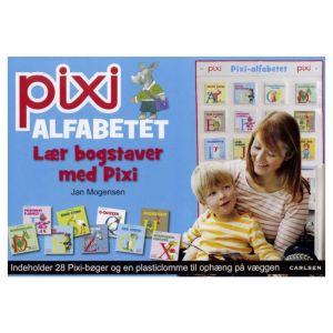 Pixi-alfabetet - Lær bogstaver med Pixi 469545