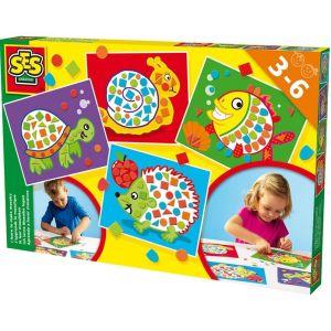 SES Creative - Jeg lærer at lægge mosaik 33-3827