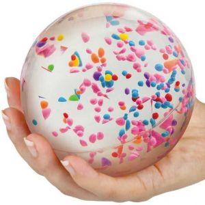 Hoppebold med farver -10 cm. 12468