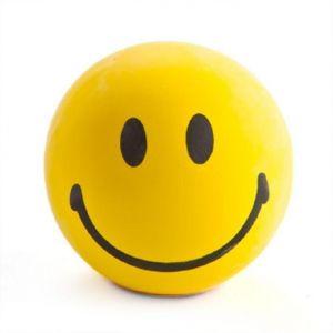 Stressbold smilley 55-49414